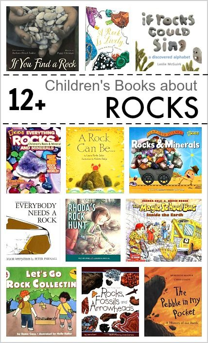 Over 12 Children's Books about Rocks and Geology (both fiction and nonfiction for grades preschool through 5th). Great addition to the teaching of the Next Generation Science Standards (NGSS) ~ BuggyandBuddy.com