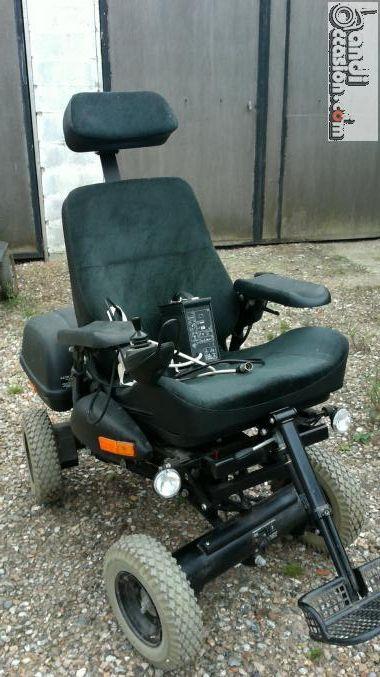 a vendre fauteuil électrique 4x4