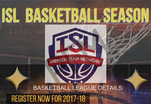 ISL Accepting Registrations for 2017-18 Men's Basketball League   TheInterAthletic Sports Leagues has announced they will be hosting its 2017-18 basketball season for men's teams age 18. The league begins November 25 and will feature 11 games plus playoffs. Register your team by emailing register@islwinnipeg.com or visit http://ift.tt/1BmaJ7E for more information.  AdultBasketball Basketball Leagues Headlines