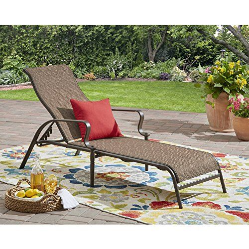 Wesley Creek Chaise Lounge Brown Gt Gt Gt Check Out This Great