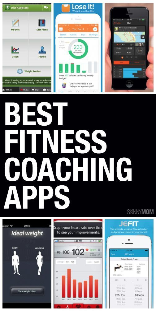 Check out these fabulous fitness apps.