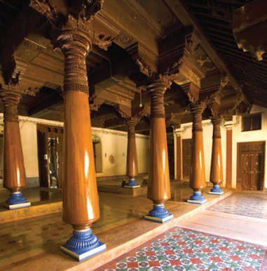 10 best karaikudi chettinad houses images on Pinterest | Indian ...