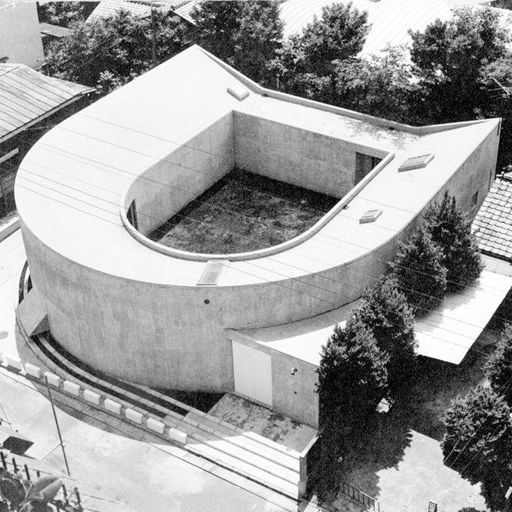 White U House, Tokyo (1976) Toyo Ito archi Toyo Ito