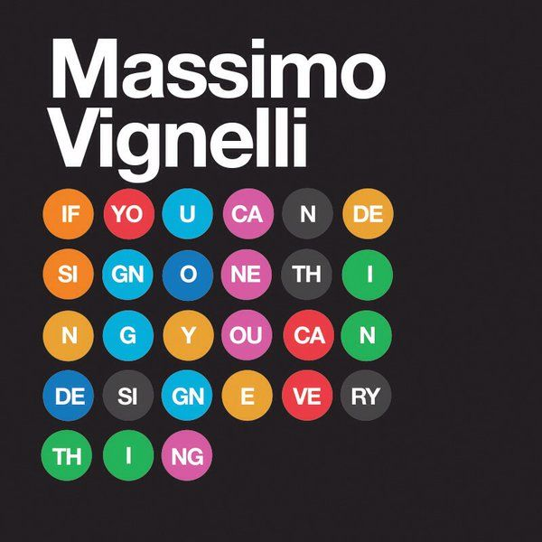 Massimo Vignelli & #Helvetica the man and the font behind #NYC subway signage   @NYCxDESIGN  via @tomjohn001