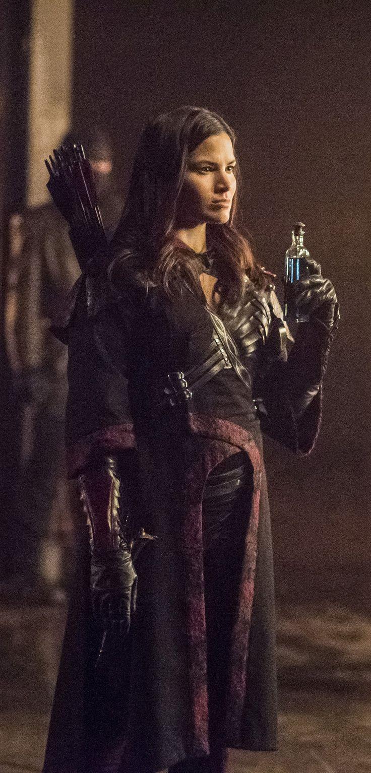 Arrow 4x13 - Nyssa al Ghul (HD)