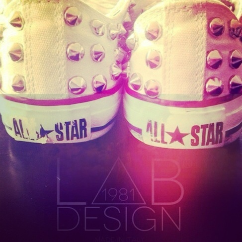 #labdesign #customized your #style #converse