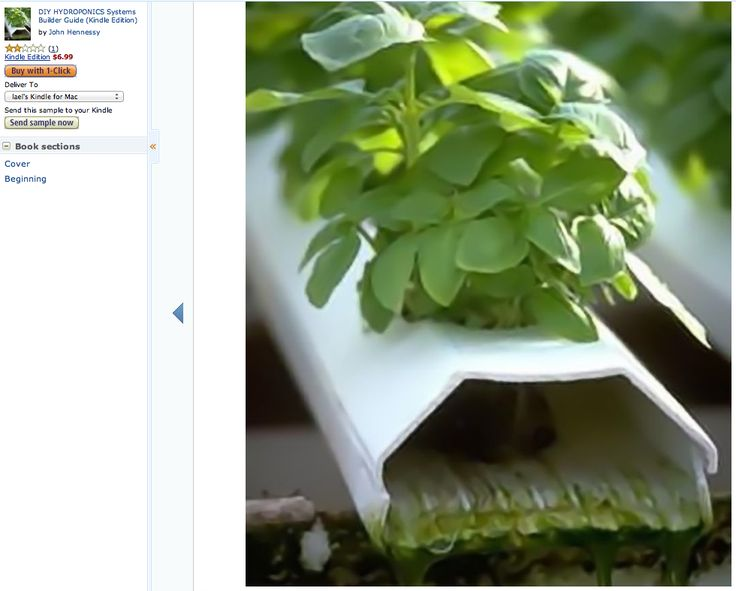 gutters turned hydroponic growing. must get this book. Can work with an aquaponics system just as well. I bet this offers reduced moisture loss.