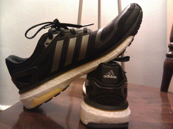 The Adidas Energy Boost is a bouncy neutral shoe that feels fast and keeps legs fresh. I loved the snug fit of the upper, though it may be an issue for runners with wider feet.