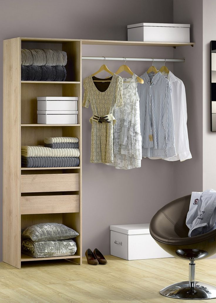17 best ideas about dressing pas cher on pinterest - Caisson de rangement leroy merlin ...