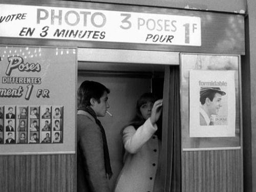 Jean-Pierre Leaud, Chantal Goya, Masculin-Féminin (Jean-Luc Godard 1966).