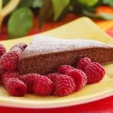 Sockerfri kladdkaka på under en timme! Denna lätta kladdkaka passar perfekt för dig som vill minska på både fett och socker, här är receptet.