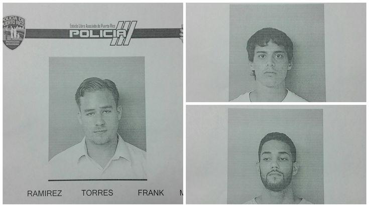 El pasado viernes en horas de la noche, los agentes Edgar Vázquez y George Edwards...