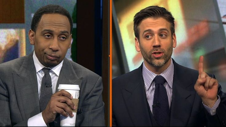 Stephen A. Smith defends his skepticism of Eli Manning to devout Giants fans Max Kellerman and Molly Qerim.