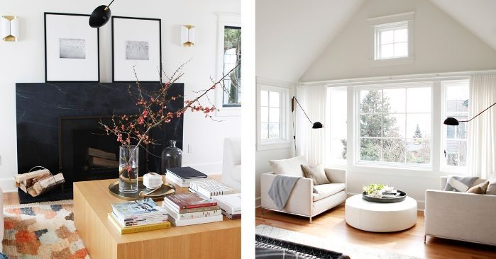 We Audibly Gasped Upon Seeing This Striking Seattle Home Makeover