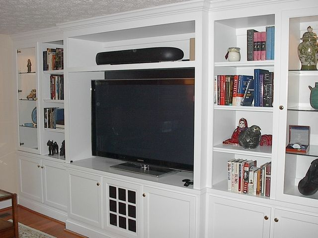 16 Best Built In Entertainment Images On Pinterest