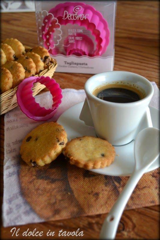 Il dolce in tavola: Biscotti farina di riso e farina integrale