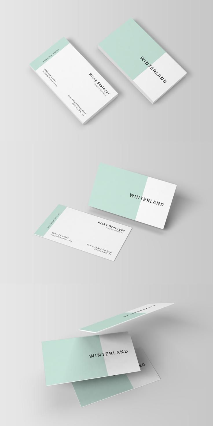 65 best cool business cards images on pinterest identity businesscard design from alauddinsarker download httpscreativemarket magicingreecefo Images