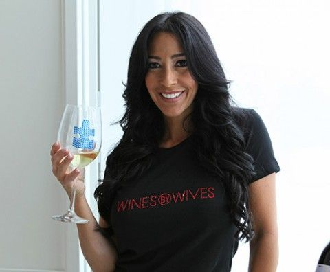 VH1 Mob Wives Carla Facciolo Joins Wines By Wives Gives To Autism Charities!