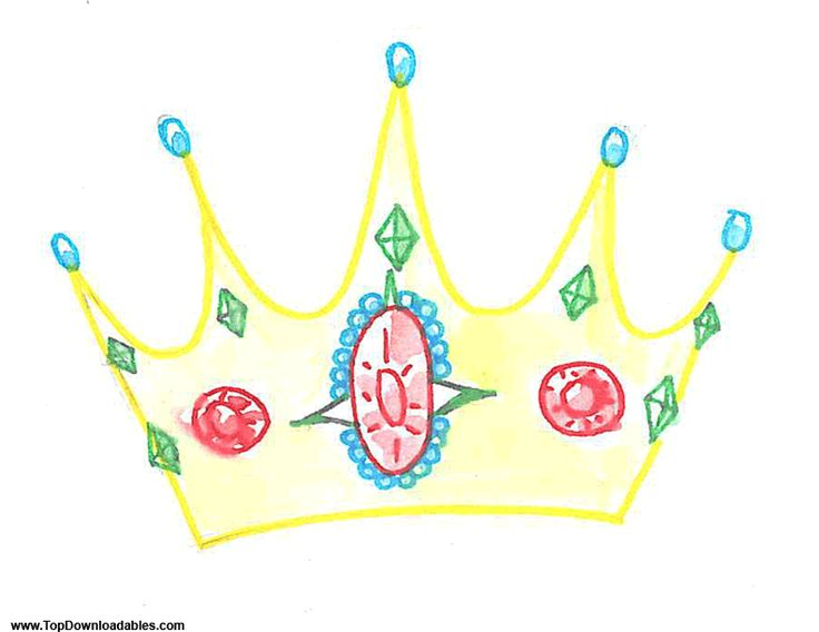 16 best DIY Princess Crown Template \ Party Ideas images on - crown template