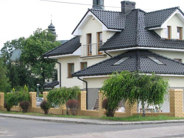 Afbeeldingsresultaat voor elewacja biala okna zloty dab
