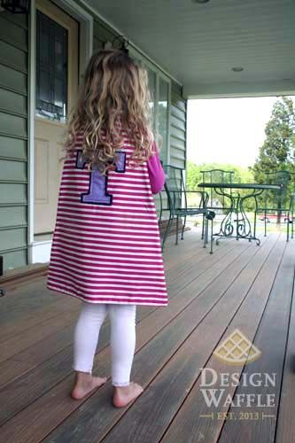 DIY cape for kids!