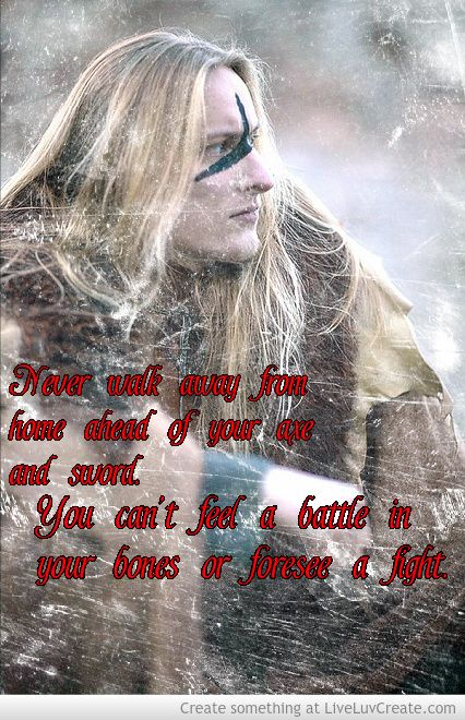 Viking Quote Havamal | Viking quotes & stuff | Pinterest ...