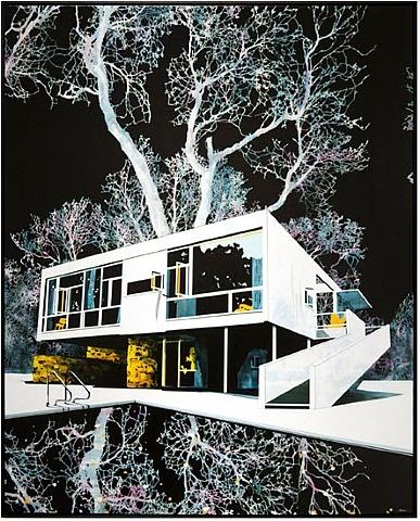 Paul Davies, Night Tree and Seidler House