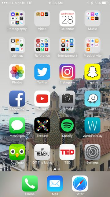 iphone home screen layout ideas best 25 iphone home screen layout ideas on 9668