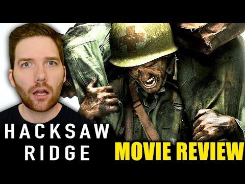 Hacksaw Ridge - Movie Review - YouTube