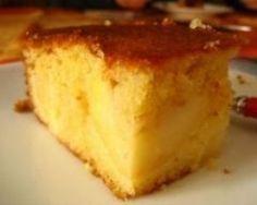 Quatre-quart au pommes (facile, rapide) - Une recette CuisineAZ