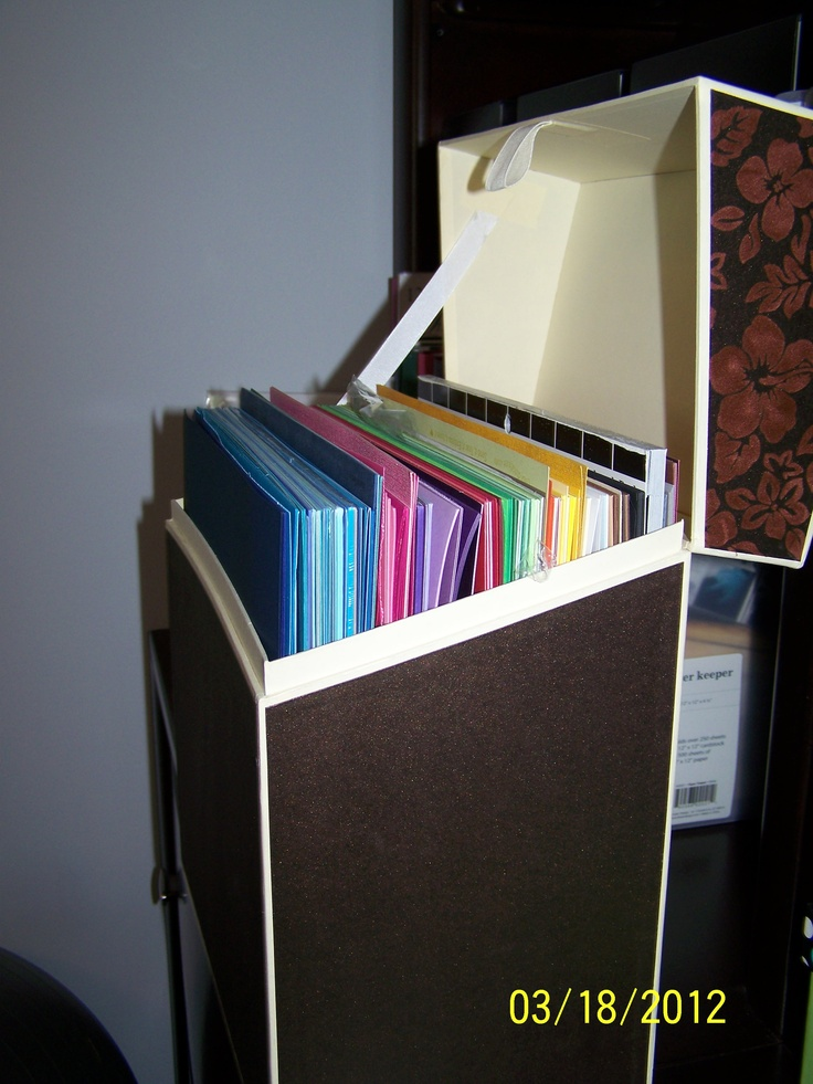 17 Best Images About Paper Storage On Pinterest Paper