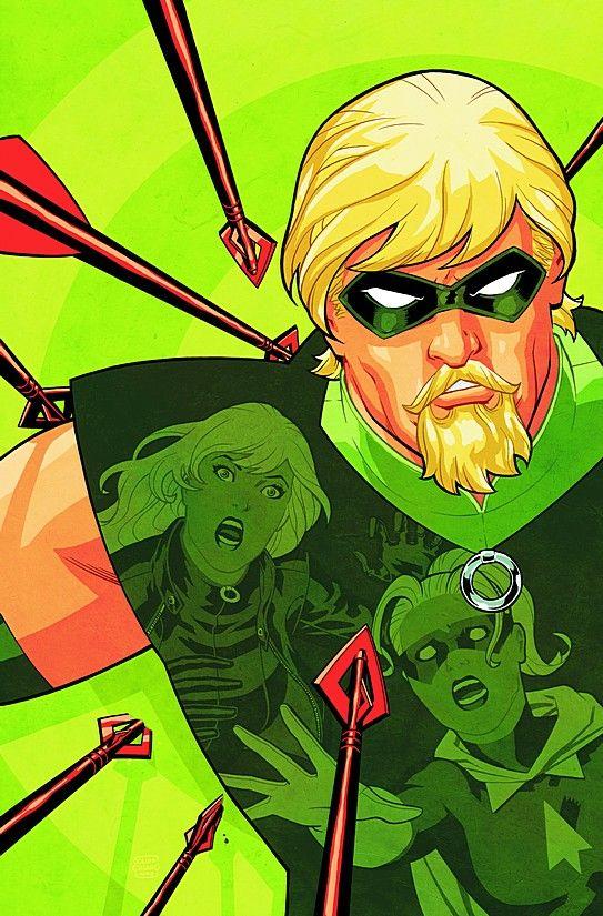 Green Arrow - Cliff Chiang
