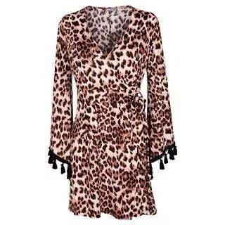 #leopard dress #amazing dress #joinus #facebook #titiluluboutique
