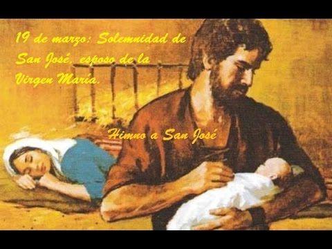 Himno a San José- Cantado por jóvenes chilenos, presentados por el P. Cristobal Fones SJ - YouTube