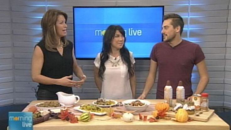 With Thanksgiving right around the corner and veganism on the rise, vegan lifestyle blogger Lauren Toyota is here along with John Diemer of Farmhouse Creative Labs with some great ideas for vegan dishes.