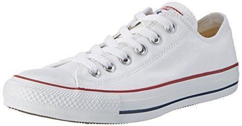 Oferta: 48.23€. Comprar Ofertas de Converse Chuck Taylor All Star Core Ox, Zapatillas de lona, Unisex, Blanco (Optical White), 45 barato. ¡Mira las ofertas!
