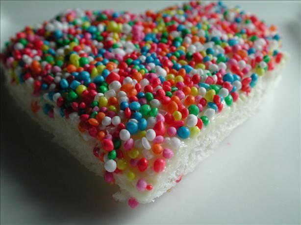 Mmmmm. Fairy Bread