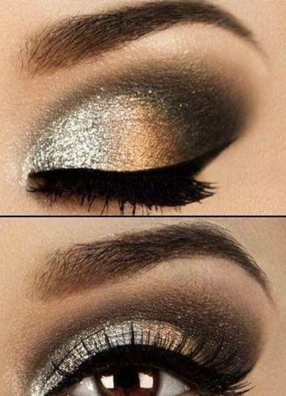 Guide To Eye Makeup Eye Makeup Base How Eye Makeup Tips Why Remove Eye Makeup How Often To Replace Eye Makeup A In 2020 Black Eye Makeup Eye Makeup Gold Eyeliner