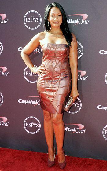 2013 ESPY Red Carpet: Garcelle Beauvais