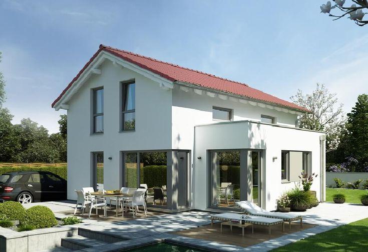 Edition 3 v4 bien zenker - Modernes einfamilienhaus satteldach ...