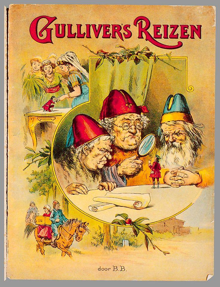 Gulliver's reizen / Gulliver's travels, [ca. 1925].