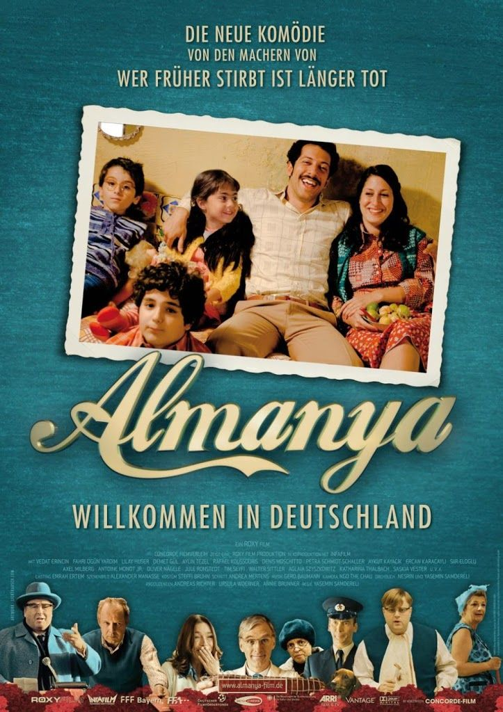 Almanya - Willkommen in Deutschland - film - Językowy Precel