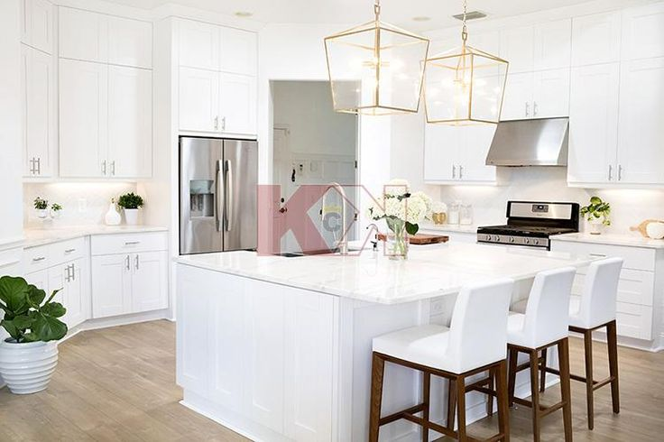 Best Simply White Cabinets By Kitchen Cabinet Kings Kitchen 400 x 300