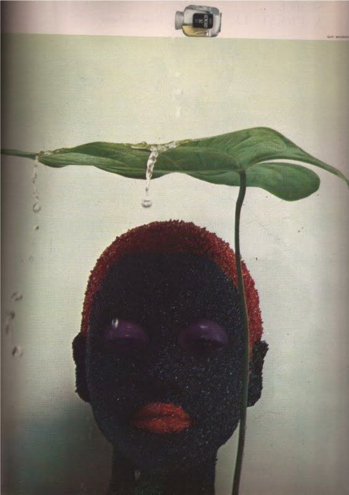 Guy Bourdin for Givenchy, French Vogue 1970