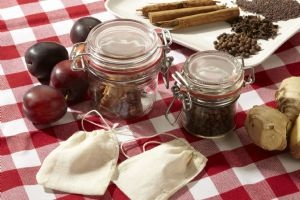 Recipe: Winter Warm Plum Chutney (Chutney)