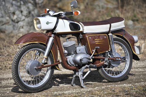 MZ 125 es 1963
