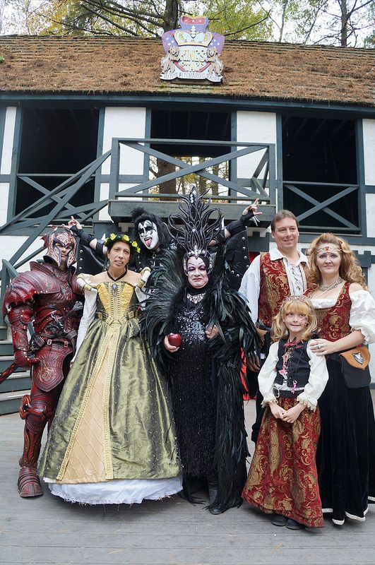 King Richard's Faire Adult Costume Contest winners 2013