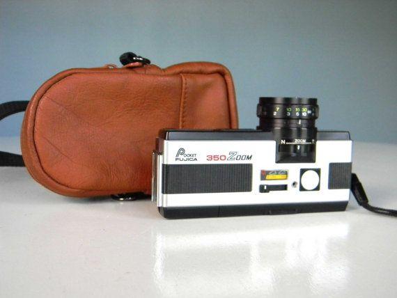 Vintage Fujinon  Z Fujica Pocket Camera 350 Zoom by MustyMusts, $15.00