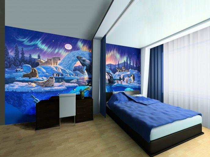 Decoraci n juvenil habitacion de hombres pinterest - Decoracion habitaciones juveniles nino ...