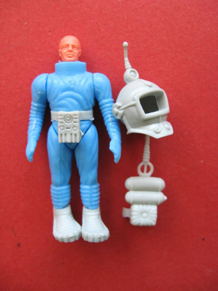 K91 Astronauta Azzurro Chiaro 1 Antenna RP 14 Componibile | eBay